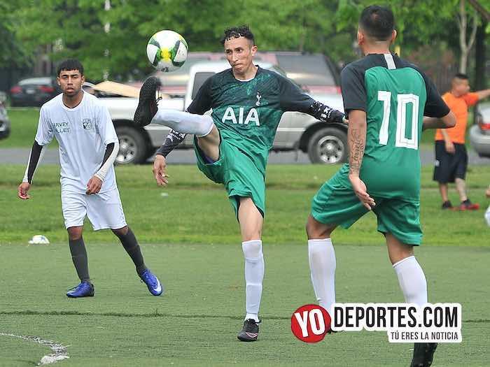 Pumas Chicago-Leon-Liga Douglas-Futbol Latino