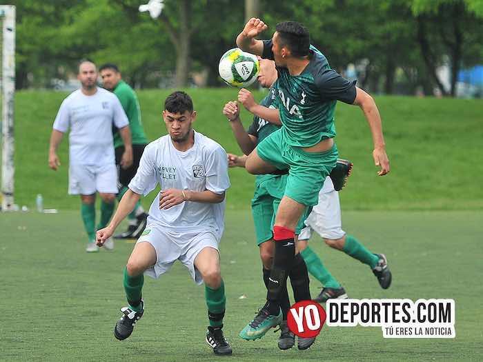 Pumas Chicago-Leon-Liga Douglas-Futbol soccer