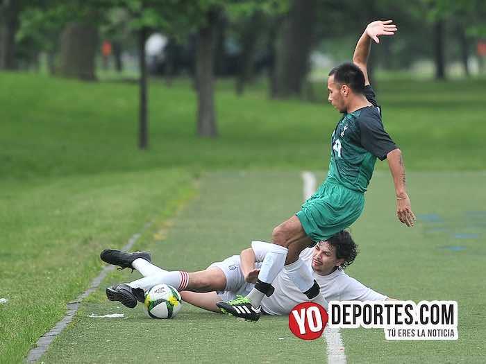 Pumas Chicago-Leon-Liga Douglas-Yodeportes