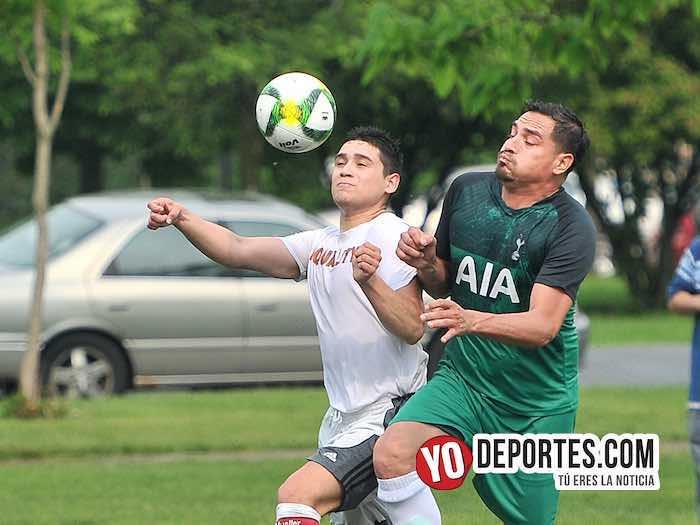 Pumas Chicago-Leon-Liga Douglas