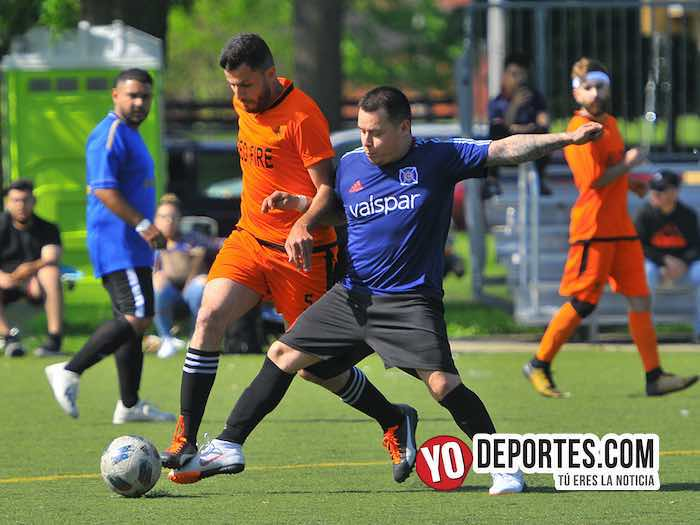 Red Fire-Deportivo Guanajuato-Liga Latinoamericana-Futbol Chicago