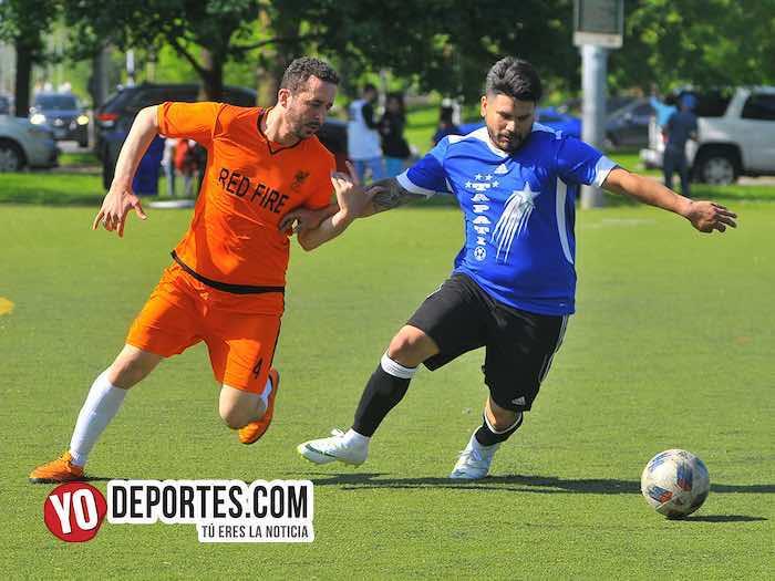 Red Fire-Deportivo Guanajuato-Liga Latinoamericana Soccer League