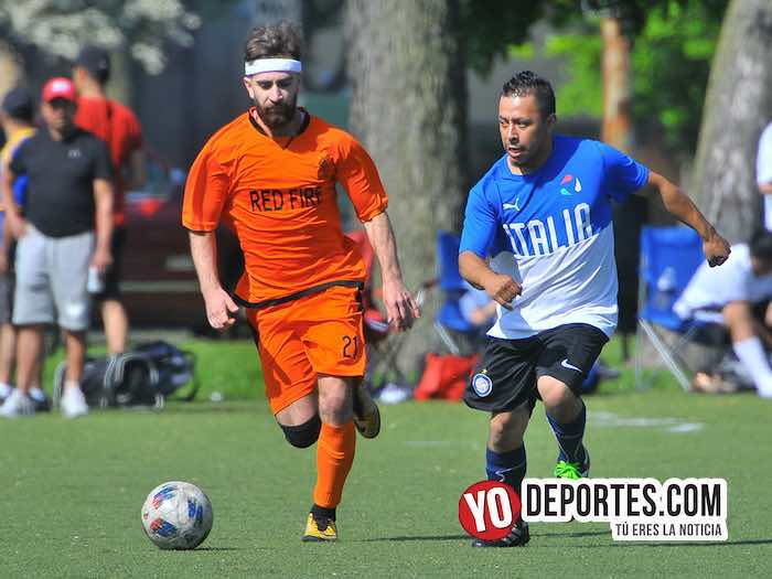 Red Fire-Deportivo Guanajuato-Liga Latinoamericana-Yodpeortes Chicago