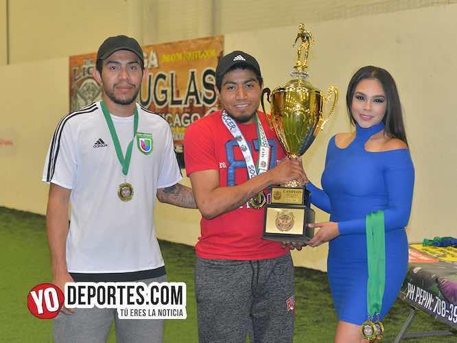 Renamix primer campeón de la Supercopa de los Martes
