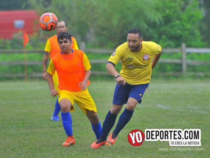 San Luis-Real Chupicuaro-Liga 5 de Mayo-Chicago Yodeportes