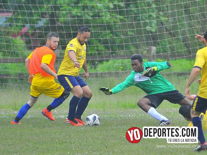 San Luis-Real Chupicuaro-Liga 5 de Mayo Futbol Chicago