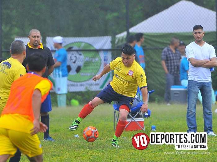 San Luis-Real Chupicuaro-Liga 5 de Mayo Soccer league Chicago