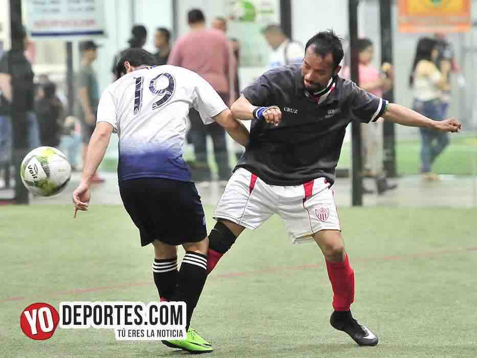 Tottenham-Callejoneros-Liga 5 de Mayo-Yodeportes Chicago