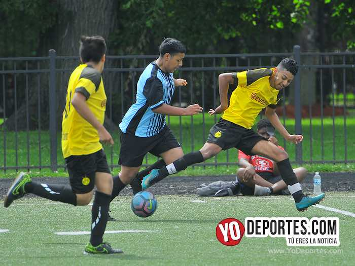 Valle Durango-Mineros-Liga Douglas Kids-Chicago