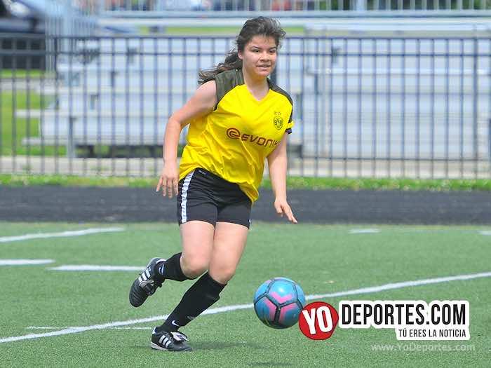 Valle Durango-Mineros-Liga Douglas Kids-Futbol Chicago