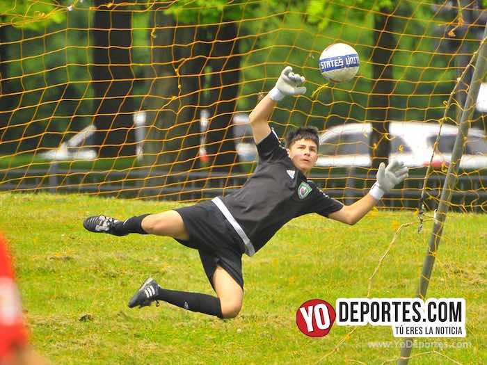 Valle Durango-Mineros-Liga Douglas Kids portero