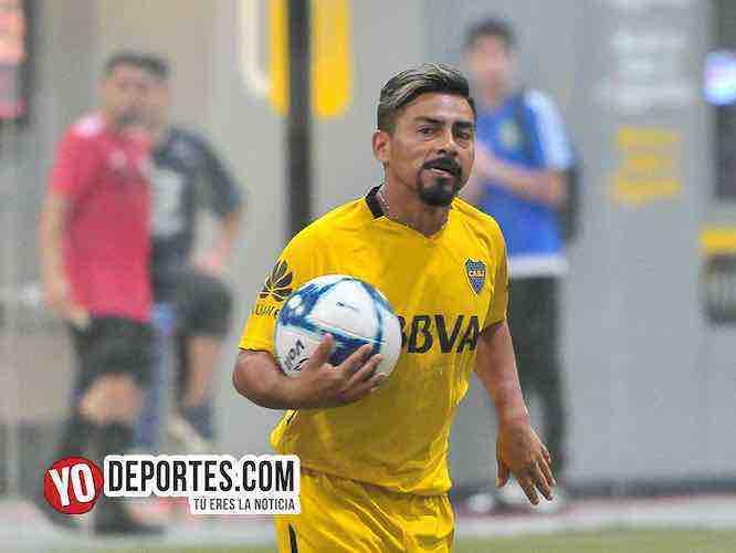 Boca Jr empieza ganando en el Campeón de Campeones de la Liga Latinoamericana