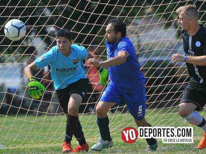 Caluroso triunfo de Chilchota sobre La Chona en la Liga Jalisco