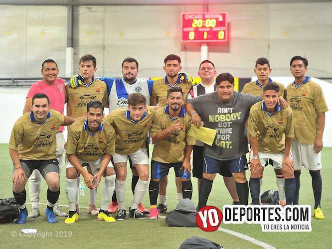 Zarpazo del Cóndor FC y le quita el invicto a real Juventud
