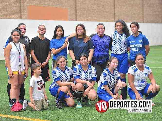 Honduras y Las Divas se repartieron un punto en la Liga Jalisco Femenil