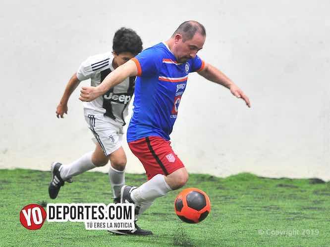 Futbol Indoor de verano en Liga Jalisco de Chicago Illinois