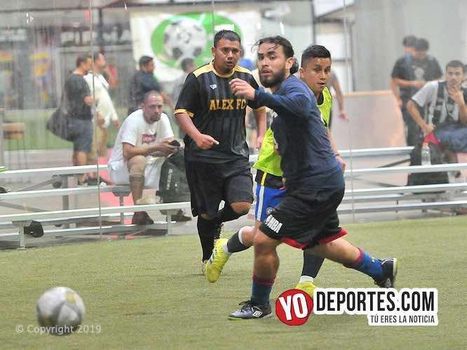 Atlético San Miguel le saca juego de la bolsa al Deportivo Pilsen