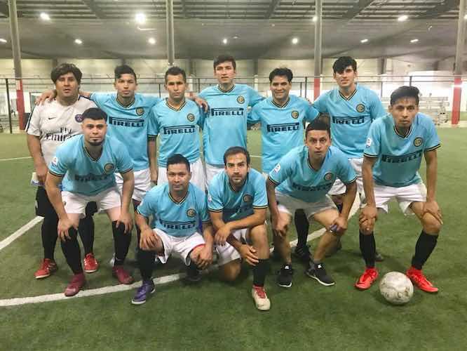 Centroamérica sorprende a los favoritos de la Liga 5 de Mayo Cóndor y Alemania