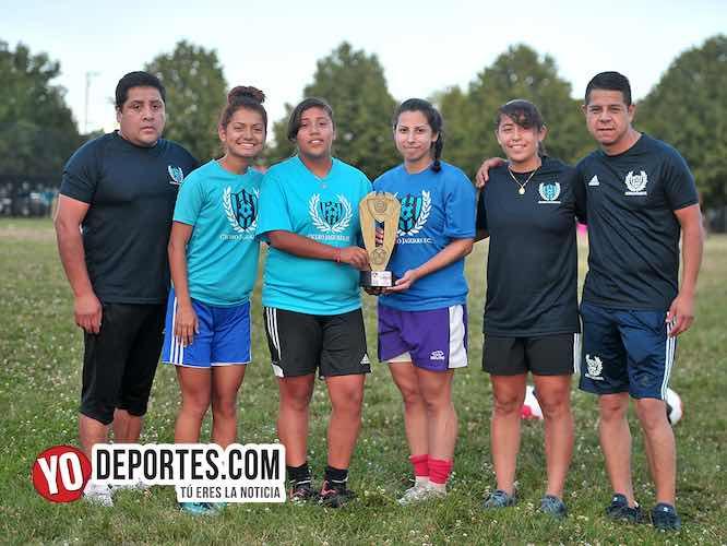 Cicero Jaguars FC otra vez campeonas invictas en México