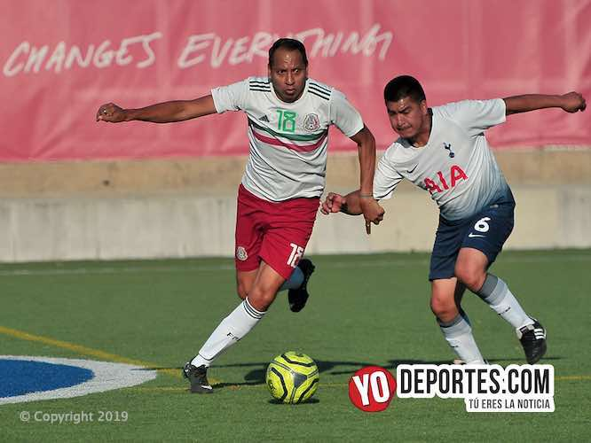 Hidalgo Veracruz derrota al Industria en el Harrison Park