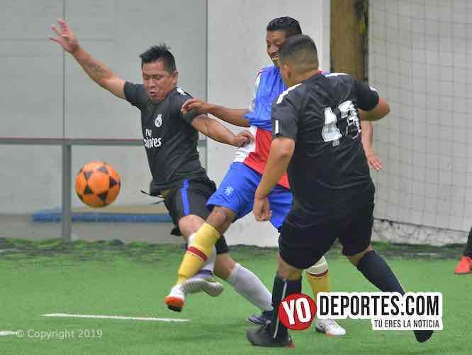 Lalitos devorados por Lobos Sierrenos en semifinal de la Supercopa de los Martes