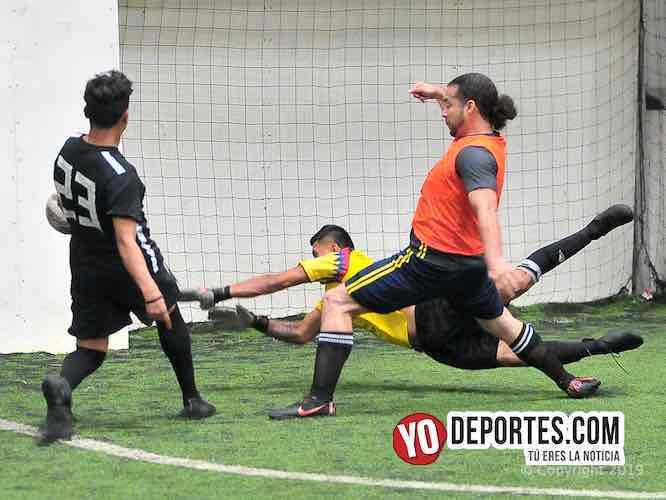 La Chona sufrió para eliminar al Southside en la Liga Jalisco