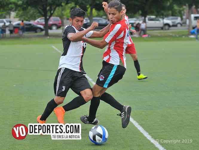 Monteverde no se deja y aleja al Maravatío en la Segunda de la Liga Douglas