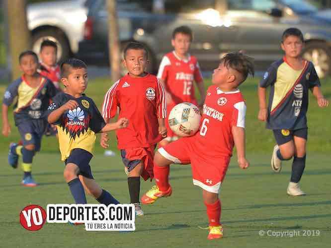 Tonalapa cierra temporada con triunfo en la Liga Douglas Kids