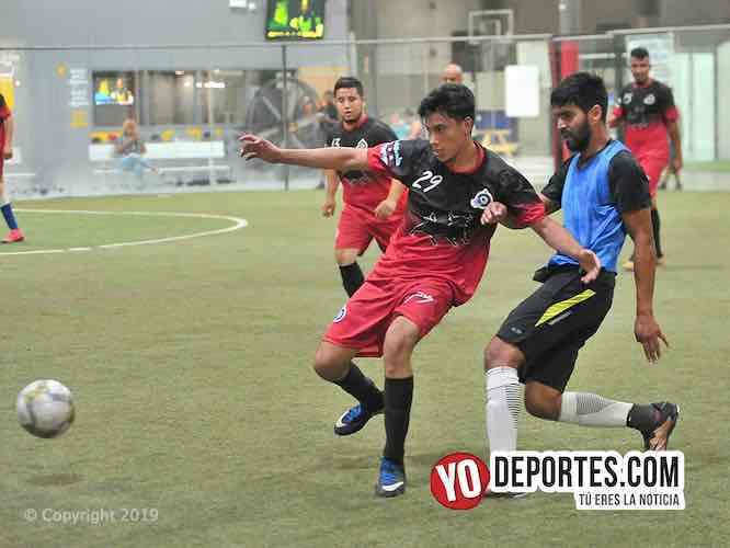 Wolves y Celaya GTO se fueron empatados en la Liga 5 de Mayo
