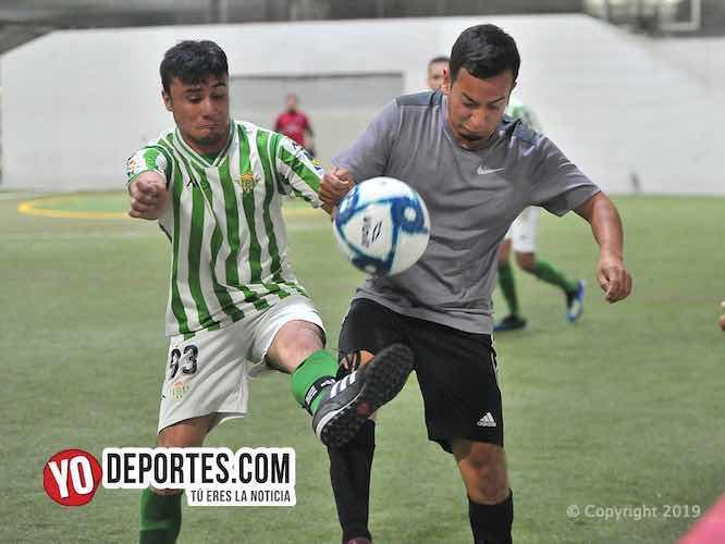 Azteca de Oro 3-2 Brasil en juego de ida de la Segunda División