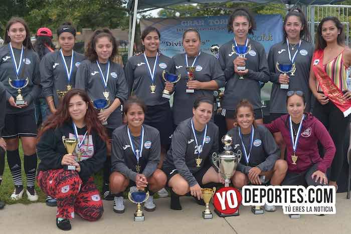 CD Vagos las campeonas de Chicago en la Liga Latinoamericana