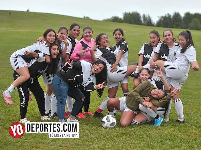 Lady Azteca a la final femenil contra CD Vagos en la Interamericana