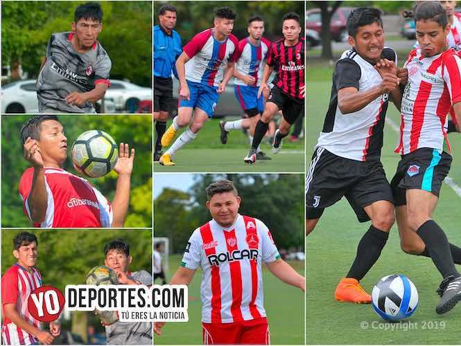 Horarios y posiciones de los playoffs de la Douglas Premier y Segunda División