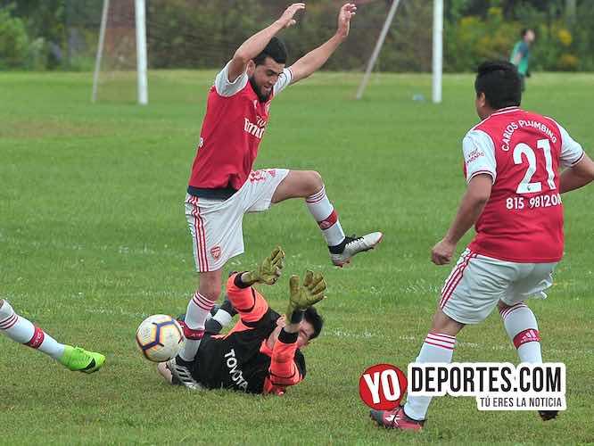 Deportivo Hidalgo con medio boleto a la final de la 5 de Mayo