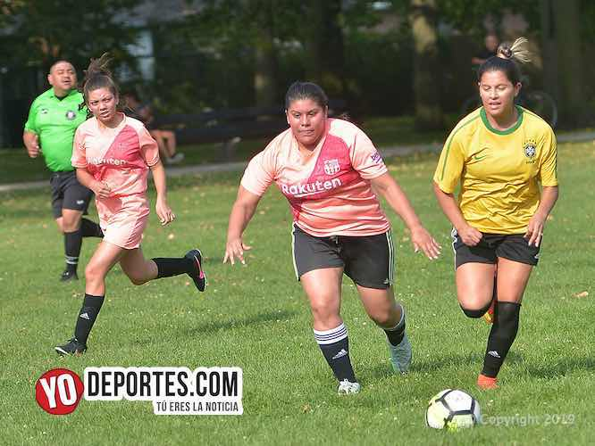 Tangancícuaro le gana a La Chona Femenil en playoffs de la Liga Jalisco