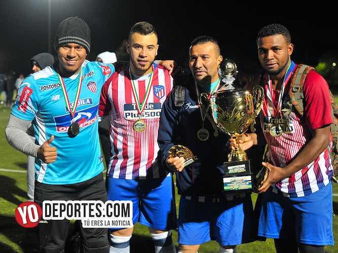 Cruz Azul campeón al vencer a Sinaloa en la final de Fuerza Latina