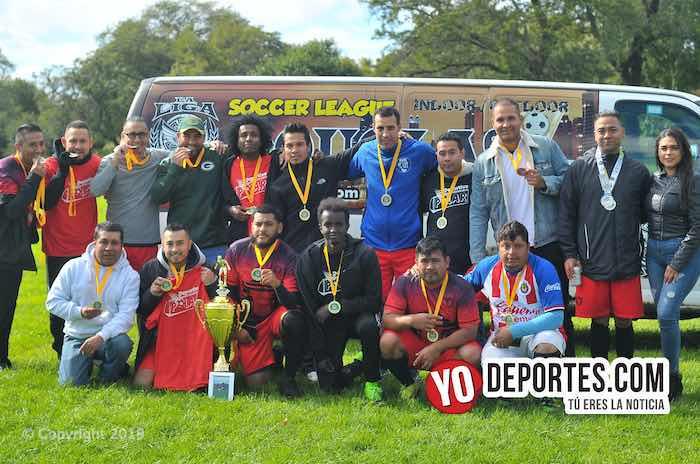 Deportivo Polar campeón tras derrotar al favorito e invicto Tupátaro