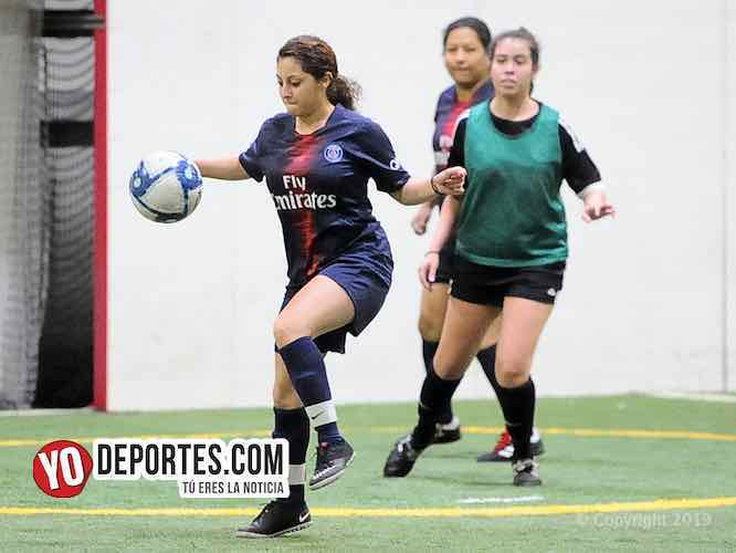 Con gol de oro FC Chicago derrota a las Golden Girls