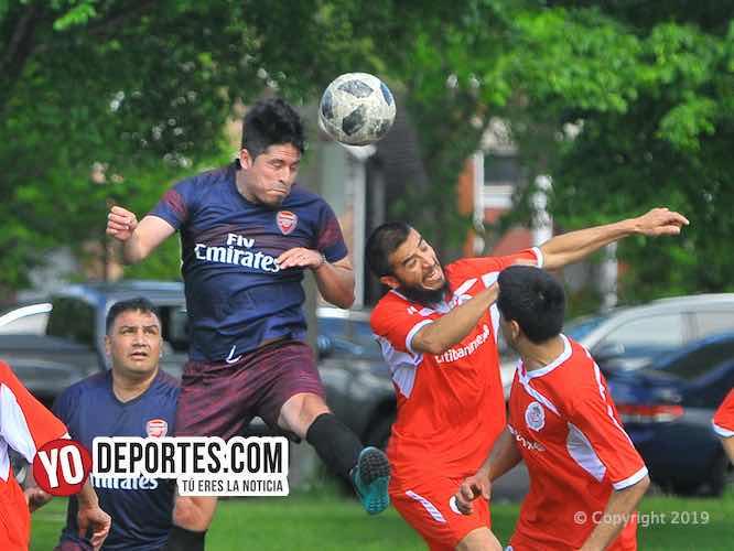 Douglas Boys contra Toluca final Premier de la Liga Douglas