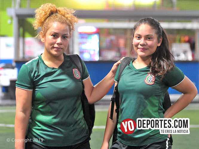 Madre e hija encabezan ataque del Deportivo Puebla sobre el LA FC