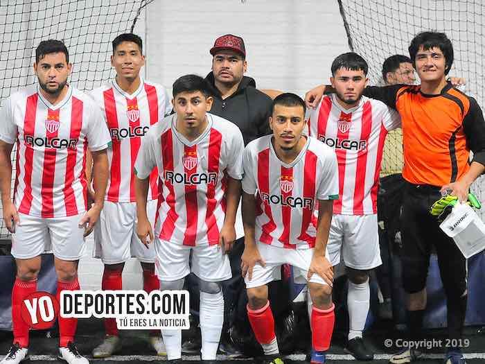 Los Rayos FC chocaron con el Deportivo Palmar en la Liga de los $4 mil dólares
