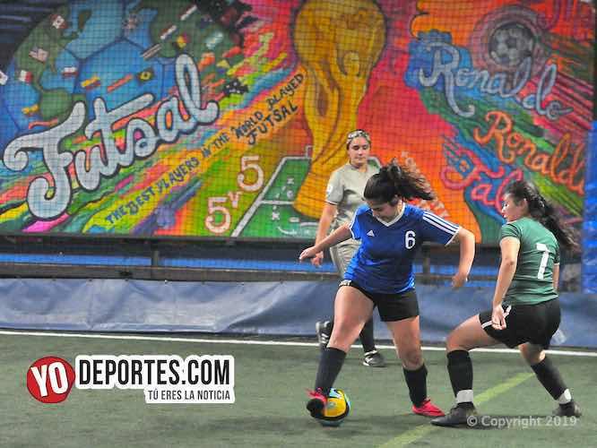 Liga Interamericana de los Lunes Chicago Futsal Academy