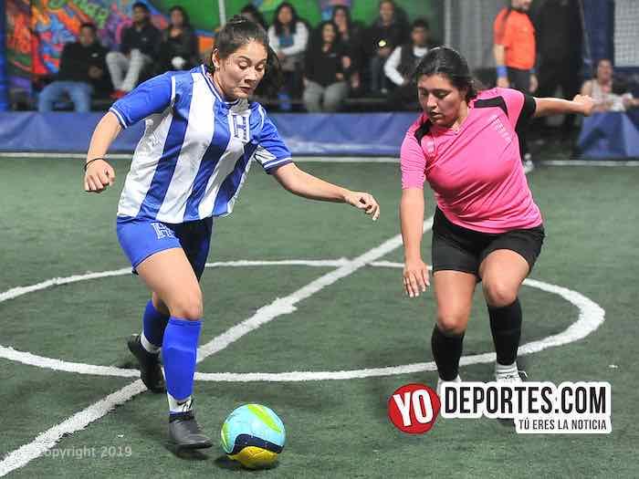 Feroz duelo entre Tía Lili FC y Real Puebla con saldo de tres expulsadas