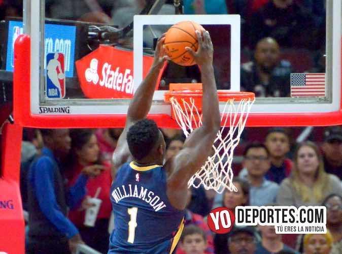 Pelícanos emboscan a los Bulls en el último minuto para sacarles triunfo de la bolsa Zion Williamson