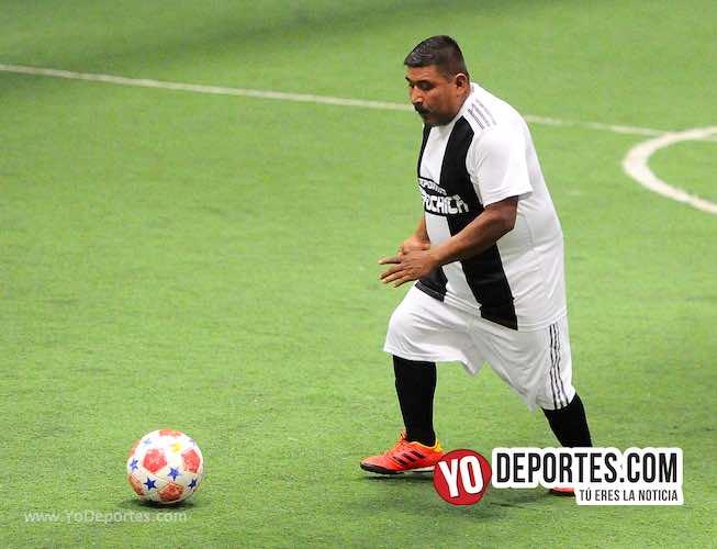 Bonifacio Villa autor de cinco goles para Deportivo Tepochica