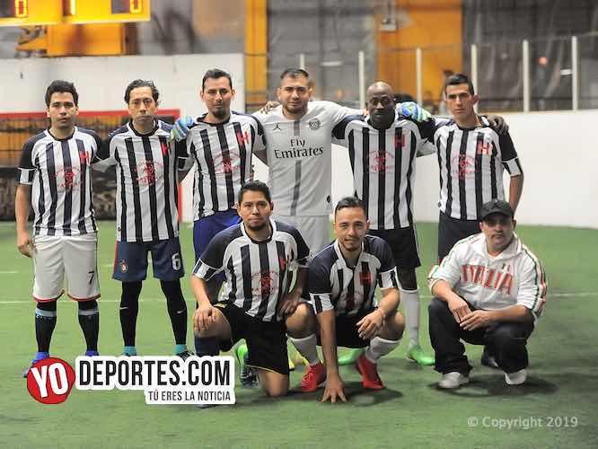 Centroamérica fulmina 9-2 al Deportivo Paraíso en la Victoria Ejidal