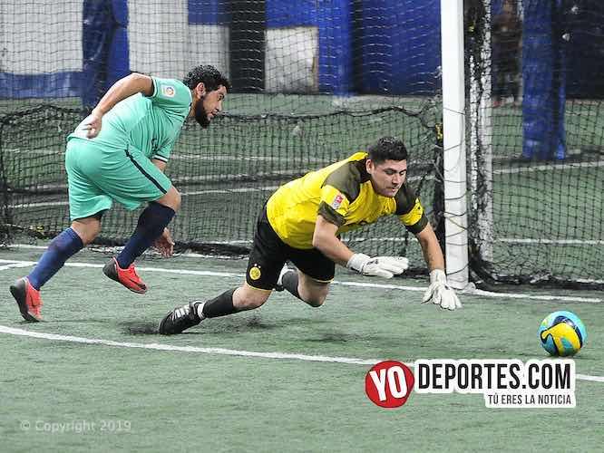 Deportivo Pacífico aplica derrota al Real Madrid en la Liga de los 4 mil dólares