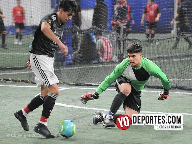 Deportivo Palmar acribilla al Adriyana en la Liga Interamericana