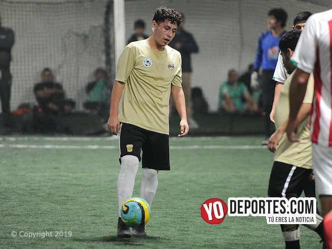 Erick Morquecho obsequia triunfo al Deportivo Pacífico