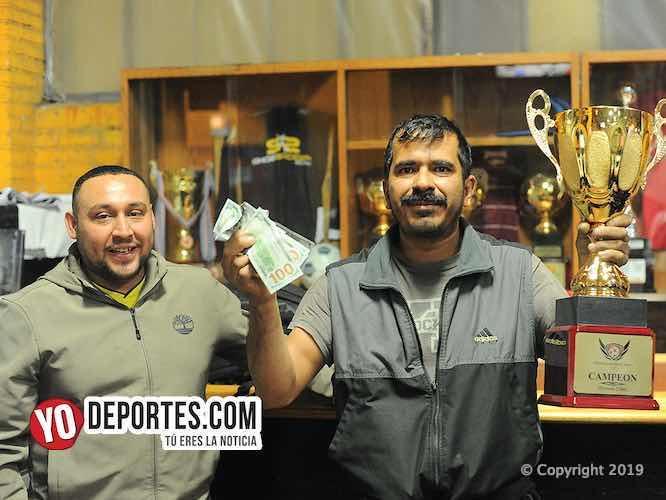 FC Atlas gana Torneo Relámpago de mil dólares